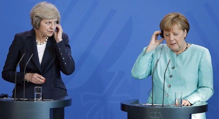 #DÜNYA Merkel'den May'in görüşme talebine ret: Almanya Şansölyesi Merkel, İngiltere Başbakanı May'in AB-Birleşik Krallık ilişkilerine…