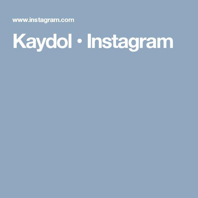Kaydol • Instagram