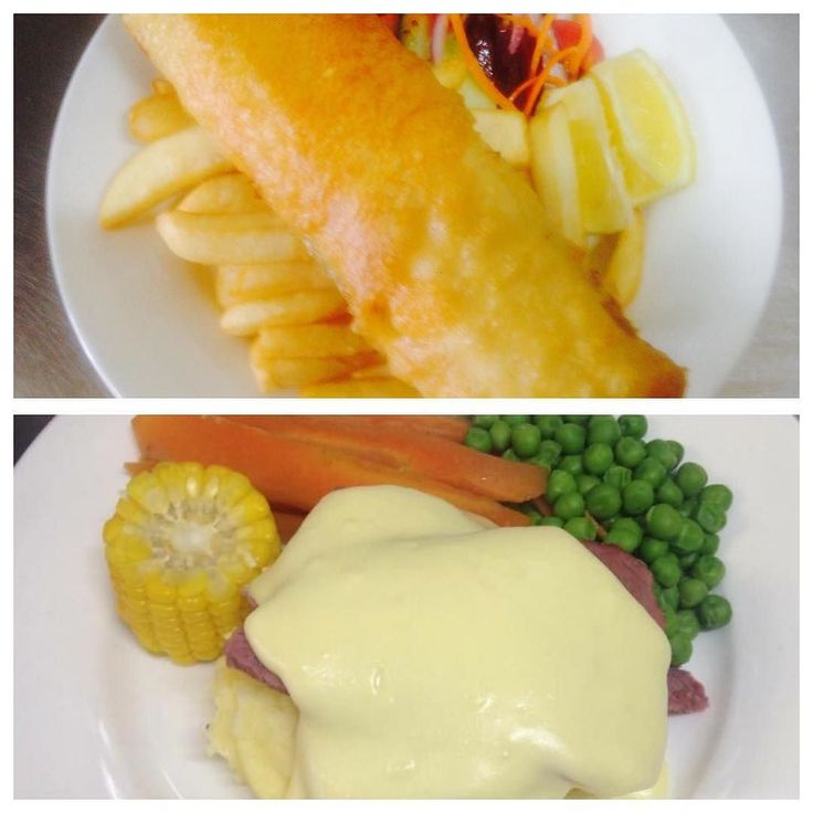 Thursday Lunch Special. Corned Beef  Veg & white sauce or Beer Battered Fish  Chips & Salad-$13 each. You could also try one of our $10 weekday Lunches. Don't miss Happy hour 4.30pm to 6.30pm Schooners-$4.00