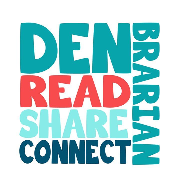 Add this badge to your website or blog if you're a DENbrarian!  Sign up here: https://docs.google.com/forms/d/1jYrmr-wyBlnOuZ3OGUmOGF3P7cC9eWFb-D2LDKXZub8/viewform