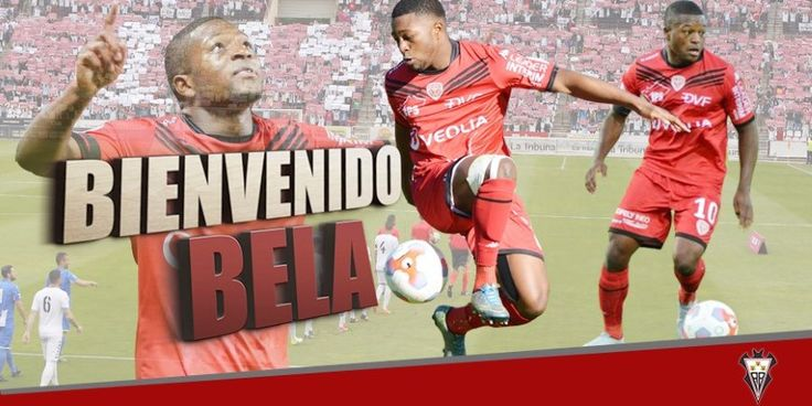 UN REVULSIVO A BALÓN PARADO PARA EL ALBA SERÁ BELA?  Albacete Balompié Fichajes 2017/2018 Fútbol Jérémie Bela