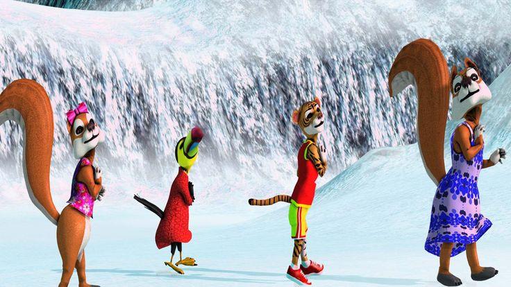 Ringa Ringa Roses Song - 3D Animation Frozen English Nursery Rhymes song...