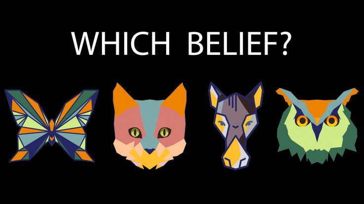 See which ANIMAL best matches your PERSONAL BELIEF SYSTEM. Are you the oppotunist, the perfectionist, the philosopher or the loner?