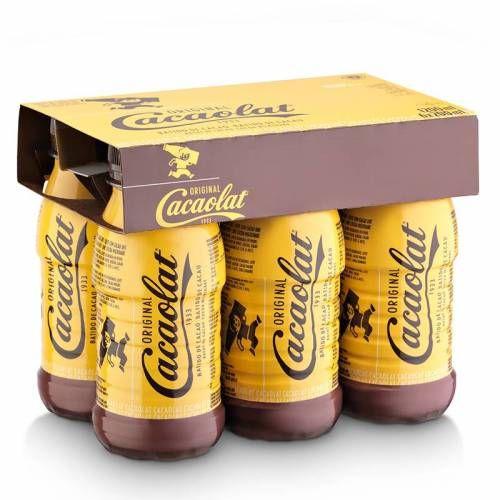 CACAOLAT original, pack 6x200ml