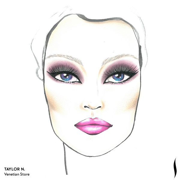 65 best images about Face charts and eyeshadow application ...