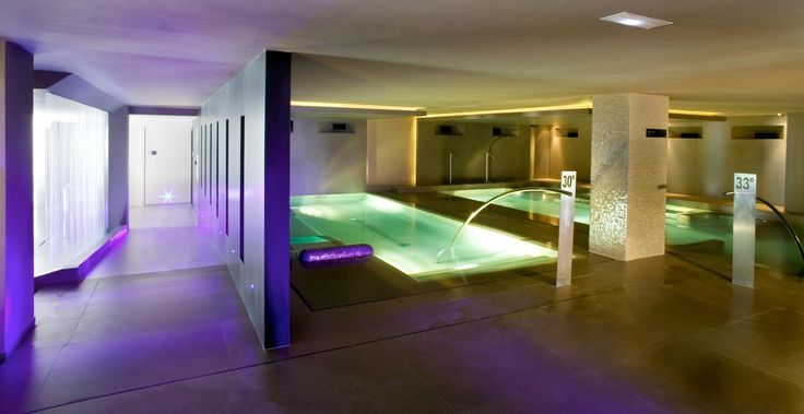 Senses Experience Health & Beauty Spa en Albir Playa Hotel & Spa. Alicante - Hidroingenia