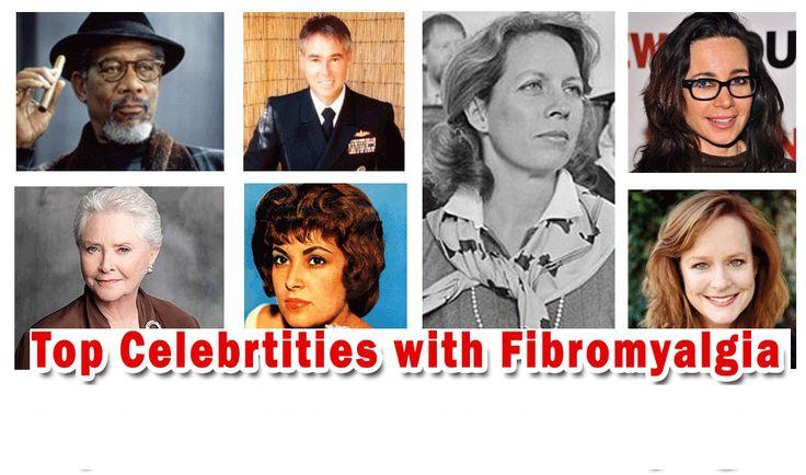 Top Celebrities with Fibromyalgia