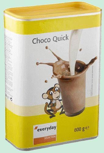 EVERYDAY cacao instantané en poudre 800gr