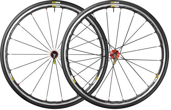 Mavic Ksyrium Elite Clincher Road Wheels 2016