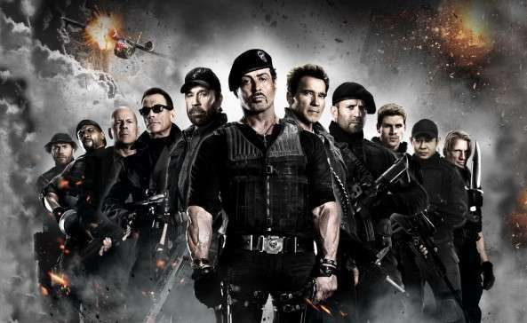 The Expendables 2 Movie Quotes