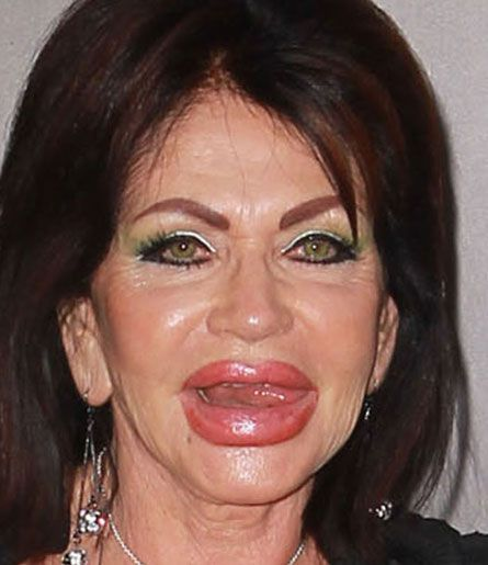 moeder   Jackie Stallone aged 90! - Best known as Sylvester Stallone's mother ...