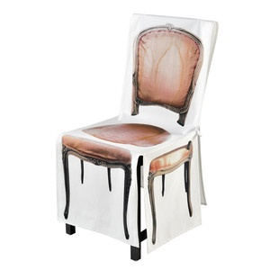 Fitihex Zip Chair Cover Brown, £41, now featured on Fab.