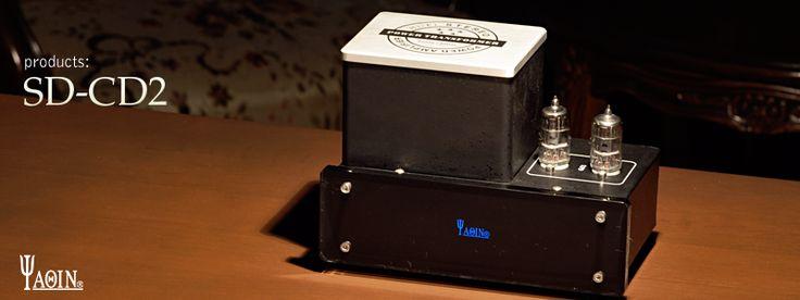 SD-CD2 Tube Buffer Amplifier