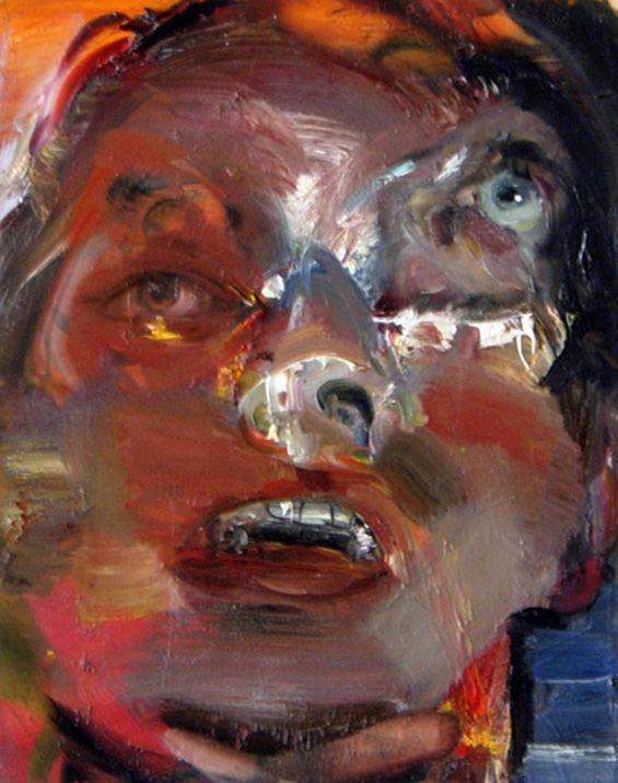 Natalie Frank Artist Natalie Frank S Deconstructed Faces