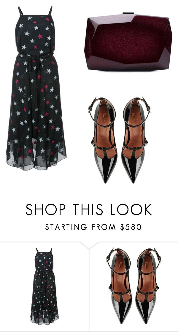 """""""Untitled #329"""" by denysa-boldog on Polyvore featuring rag & bone, RED Valentino and Monique Lhuillier"""