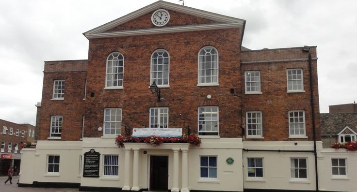 The refurbishment of the 18th century Town Hall in Huntingdon shows how a historic building can earn its keep in a changing world. Description from archangelic.co.uk. I searched for this on bing.com/images