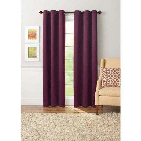 Discontinued Better Homes And Gardens Blackout Grommet Top Window Curtains Multiple Sizes