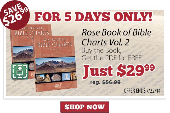 65 best discounts coupon codes and deals for rose publishing books buy one get one free rose book of charts vol 2 plus free echart fandeluxe Images