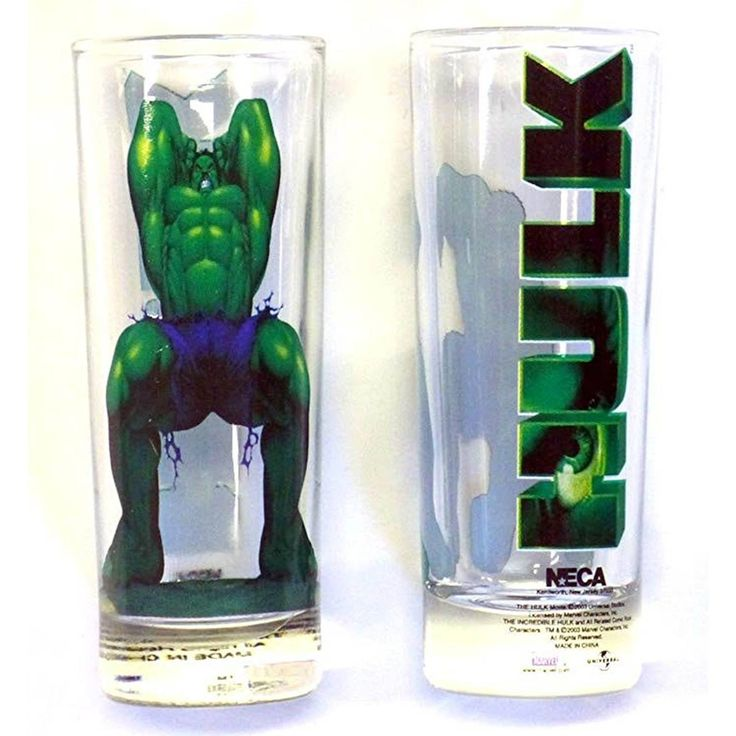 Marvel The Incredible Hulk Movie Shot 2 Pack Set - Radar Toys