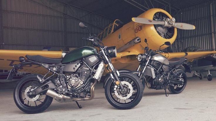XSR 700 2016: la nueva creación de Yamaha y Shinya Kimura | Revista Moto