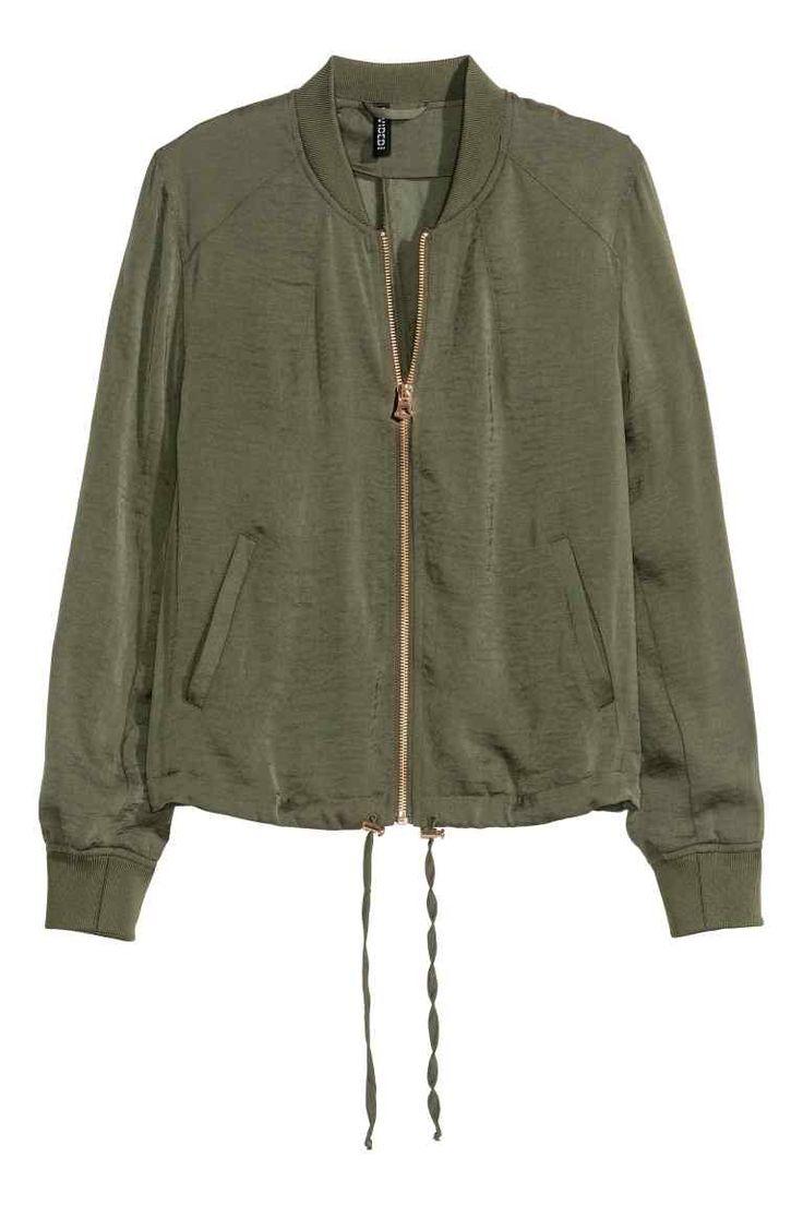 Bomber jacket   H&M