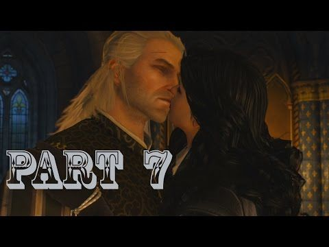 The Witcher 3 Wild Hunt Walkthrough Gameplay Ita Part 7 - Yennefer Ritrovata ( PS4 Xbox One ) - YouTube