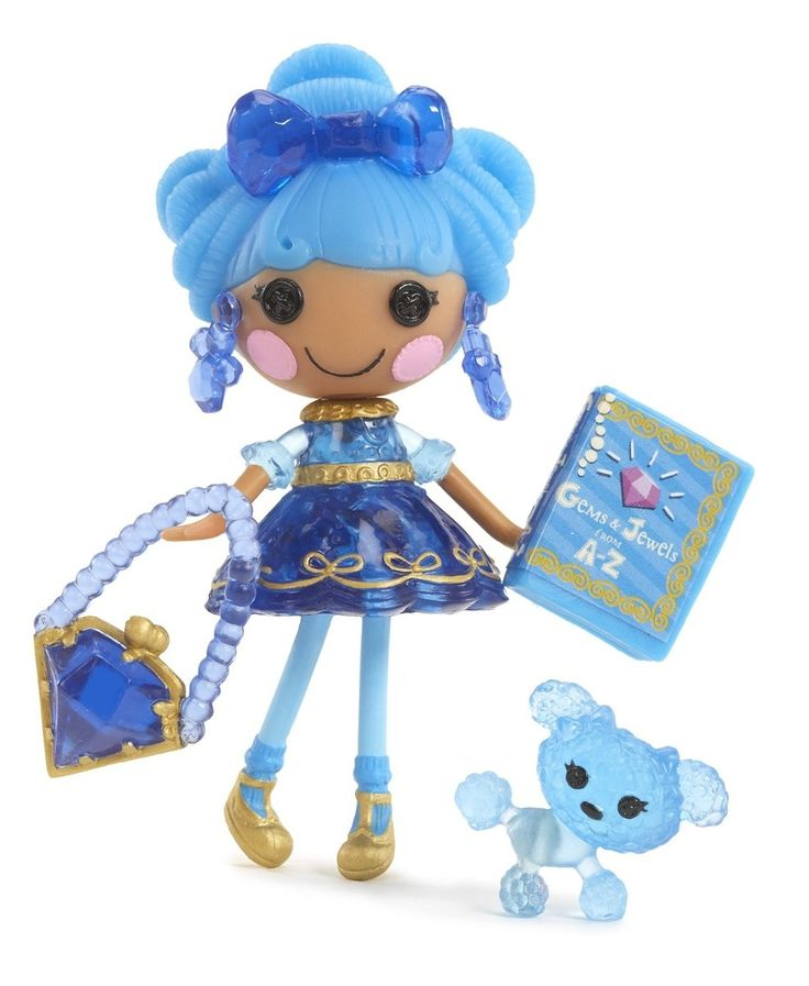 Boneca Mini Lalaloopsy Bijou Treasure Trove - R$ 49,00 no MercadoLivre
