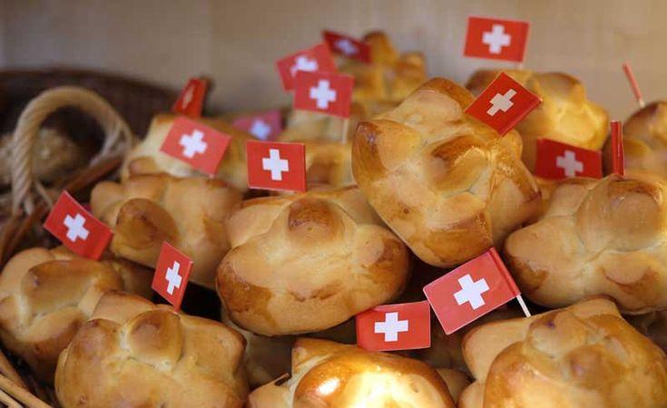 August 1 Swiss National Day - 1. Augustweggli