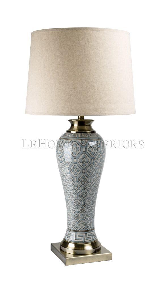 Лампа настольная  F252