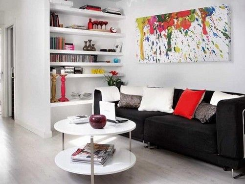 17 mejores ideas sobre Sala De Apartamento Pequeño en Pinterest ...