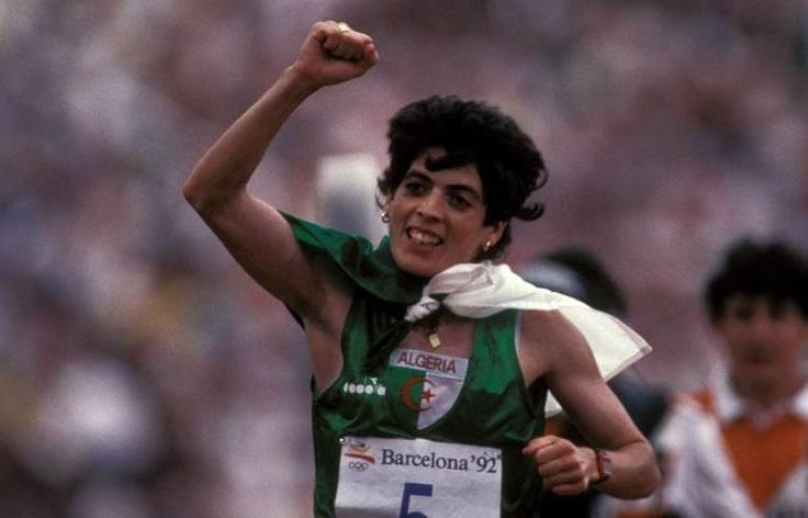 At the 1992 Olympics, Hassiba Boulmerka became the first Algerian and Arab woman to win an Olympic title following her gold medal winning performance in the 1500m. Boulmerka is also a two time world...