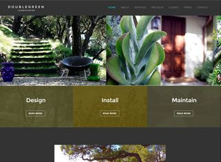 Wonderful Images Showcased On The Home Page With Great Color And Direct  Call To