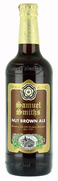 Samuel Smiths Nut Brown Ale
