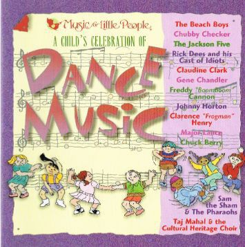 Various - A Child's Celebration Of Dance Music (CD, Album) at Discogs