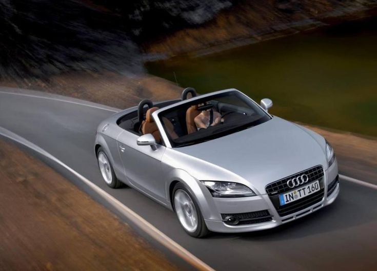 Audi TT Roadster used - http://autotras.com