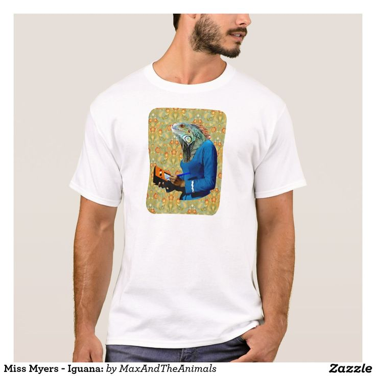 Miss Myers - Iguana: T-Shirt