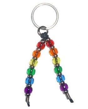 Rainbow Bead Key Chain  https://www.rainbowdepot.com/Rainbow-Bead-Key-Chain_p_3949.html