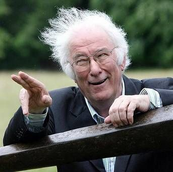 Poet Heaney Celebrated In TributeIreland, Heaney Celebrities, Seamus Heaney, Poets Heaney
