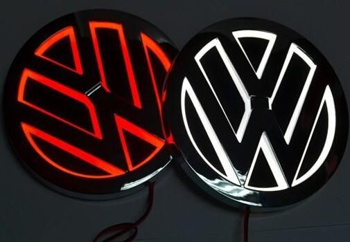 We like creative auto logos emblems provided by outdoorclubs, using new arrival 5d vw car rear front badge logo bulb brand logo light for vw golf/magotan/cc/tiguan/bora/scirocco free shipping auto logos with names can make our car more special and the auto makers logos can speak out for ourselves.
