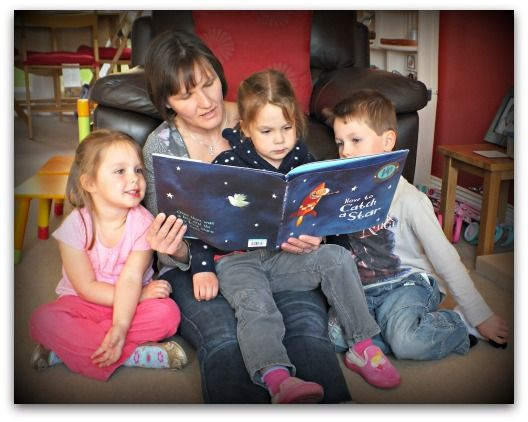 Bringing the family together- how reading allows all the siblings to unite