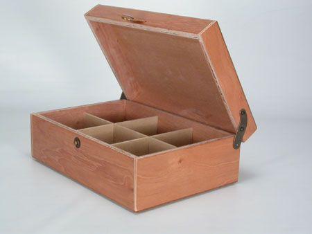 MADERPAK: Envases de Madera, Cajas de madera, Regalos empresariales