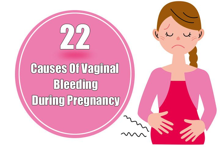 22 Causes of Vaginal Bleeding During Pregnancy
