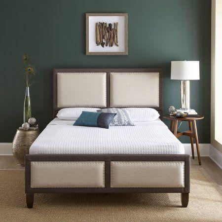 Home Upholstered Platform Bed Platform Bed Bed Furniture