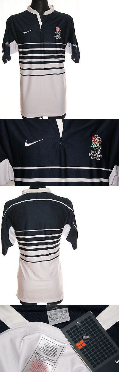 Rugby 21563: New England Football Union Rugby (Size L) Nike Shirt Jersey Trikot -> BUY IT NOW ONLY: $32.99 on eBay!