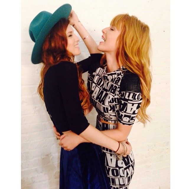 "@Bella Thorne's photo: ""I love my sister, my best friend @dani_thorne"""