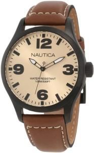 Nautica Men's N13616G BFD 102 Date Classic Analog Watch