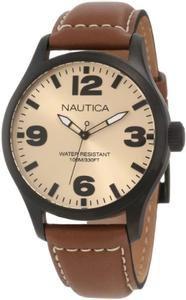 Nautica Men's N13616G BFD 102 Date Classic Analog Watch