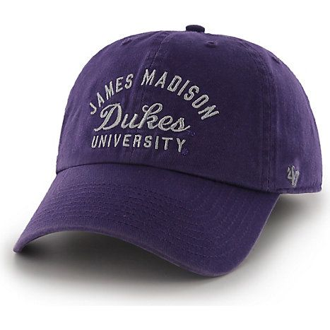 Product: James Madison University Dukes Adjustable Cap