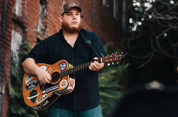 Country music loves a good ol' boy, and Luke Combs is the genuine article.