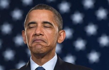 The stunning decline of Barack Obama: 2013. Ten key reasons why the Obama presidency is in meltdown